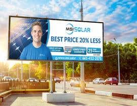 Nro 45 kilpailuun Billboard Ideas Solar käyttäjältä ssandaruwan84