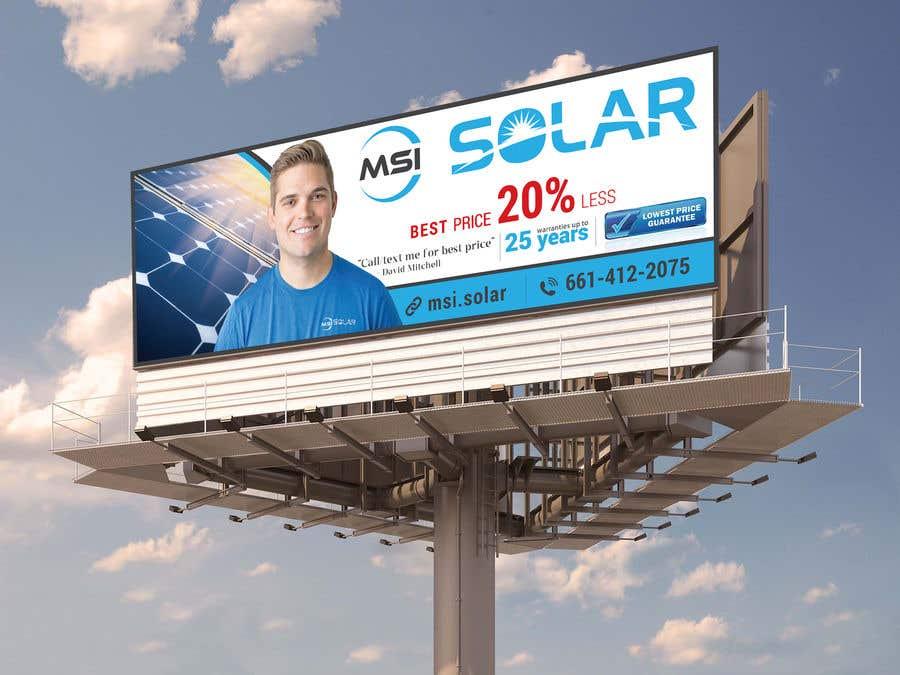 Bài tham dự cuộc thi #                                        53                                      cho                                         Billboard Ideas Solar