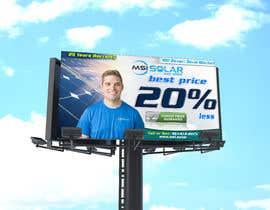 Nro 61 kilpailuun Billboard Ideas Solar käyttäjältä HasanPrint29