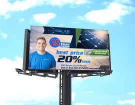 Nro 64 kilpailuun Billboard Ideas Solar käyttäjältä HasanPrint29