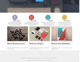 #31 cho Build me a single website landing page (sales funnel) bởi maham031