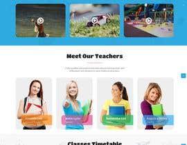 #10 for Help design EZ Stickerbook WordPress site by Farjana967