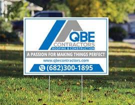 #114 for Design yard sign af ahsanhabib5477