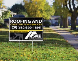 #26 for Design yard sign af sabujsarker013