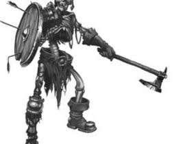 #18 for Concept art for a monster af khubabrehman0