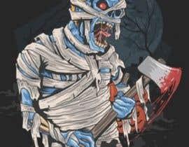 #19 for Concept art for a monster af Samaviaparveen05