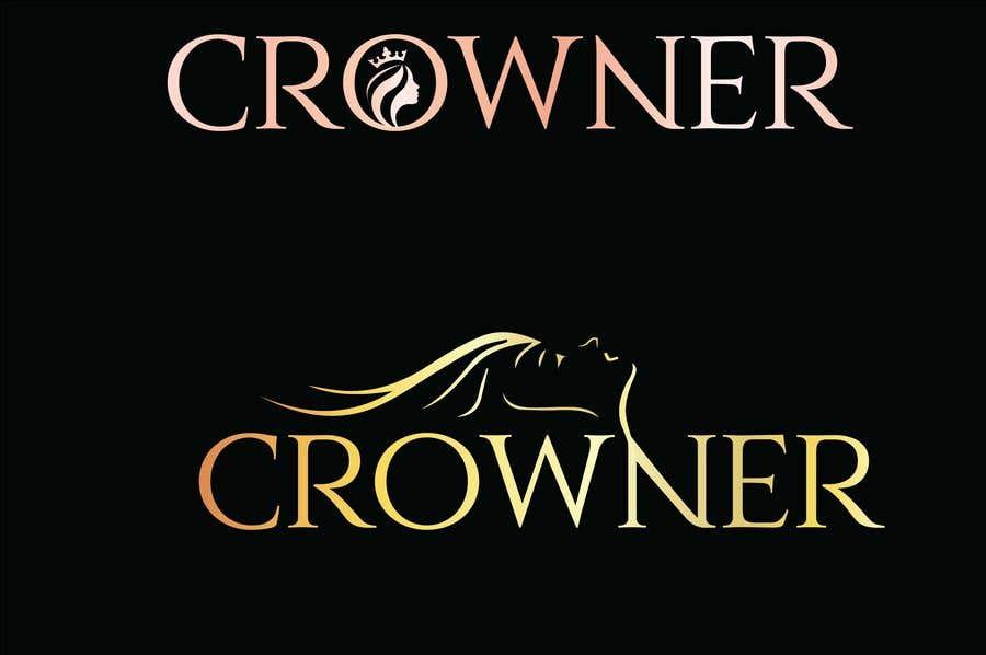 Penyertaan Peraduan #                                        313                                      untuk                                         Design a logo for Crowner!