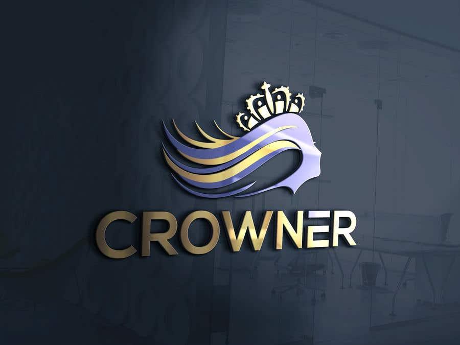 Penyertaan Peraduan #                                        285                                      untuk                                         Design a logo for Crowner!