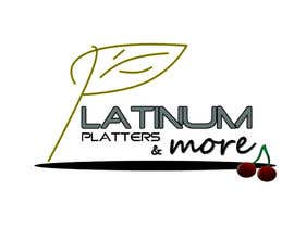 #17 for Design a Logo for Platinum Platters & More af sacredkiller12