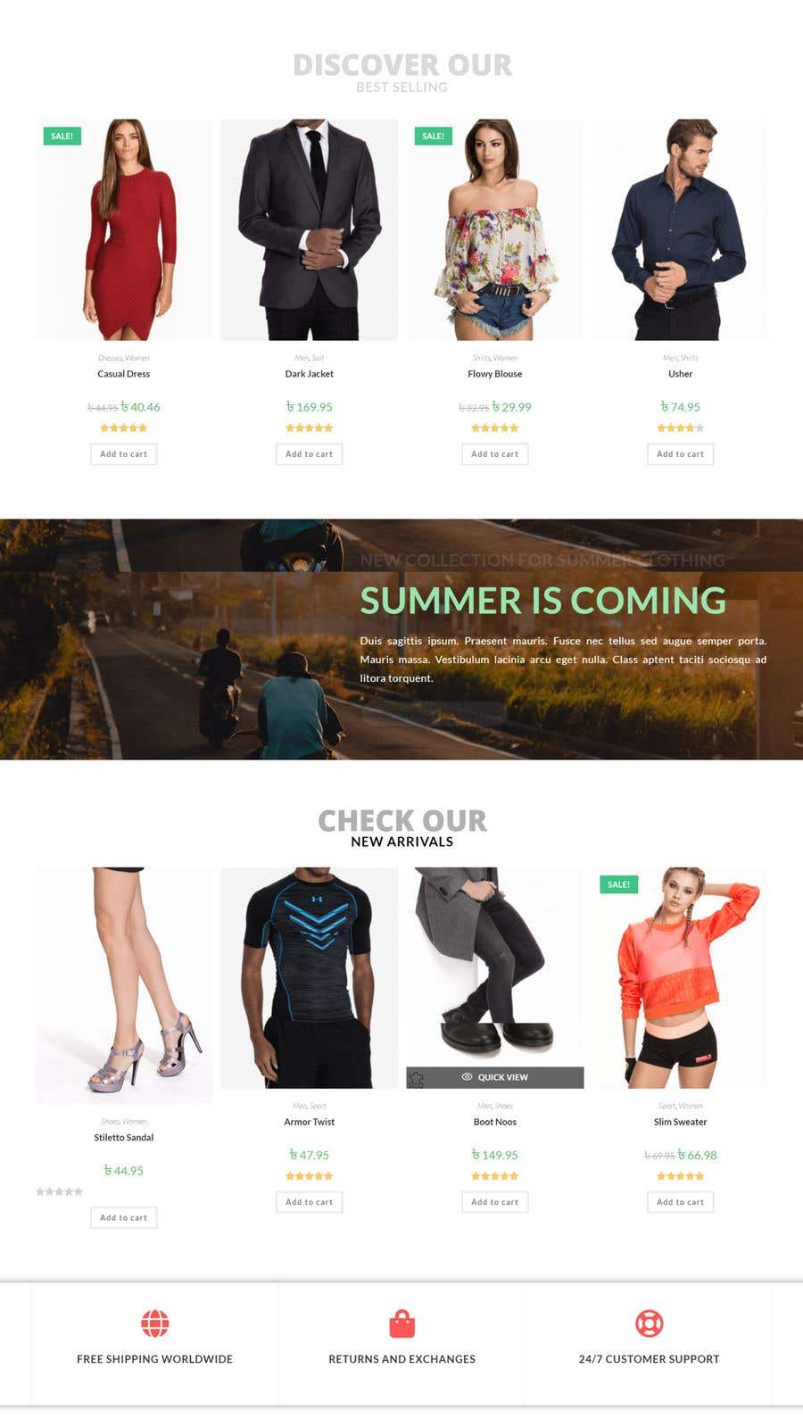 Konkurrenceindlæg #                                        3                                      for                                         Design an online shopping page for my website