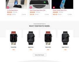 Nro 50 kilpailuun Ecommerce website design mock-up käyttäjältä ChaYanDee
