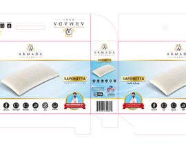Nro 8 kilpailuun Pillow Package Design käyttäjältä bjm2911