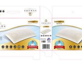 Nro 9 kilpailuun Pillow Package Design käyttäjältä bjm2911