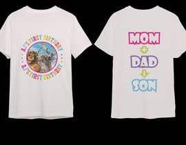 Nro 82 kilpailuun Tshirt design kids party käyttäjältä Morjina