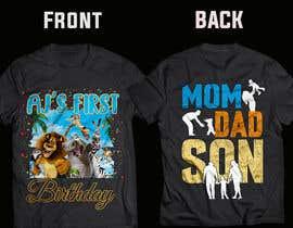 Nro 89 kilpailuun Tshirt design kids party käyttäjältä shadikbaksh747