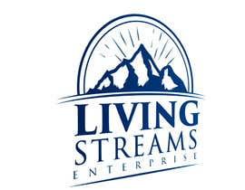 #439 cho Logo for company Living Streams Enterprise bởi smithbappy22