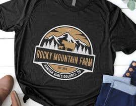Nro 137 kilpailuun Design a Western T-Shirt with our Cattle Brand käyttäjältä bdsalmaakter