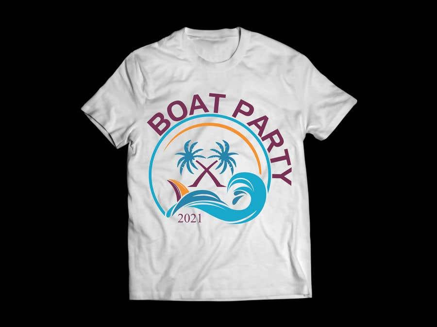 Kilpailutyö #                                        112                                      kilpailussa                                         BoatParty X Logo Design