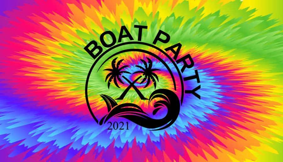 Kilpailutyö #                                        210                                      kilpailussa                                         BoatParty X Logo Design