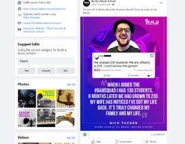 #88 para Design Template for Social Proof Marketing por becretive