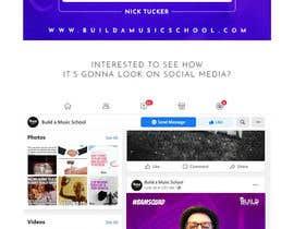 #89 para Design Template for Social Proof Marketing por becretive