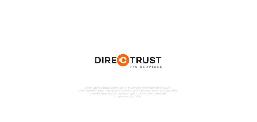 Penyertaan Peraduan #                                        308                                      untuk                                         Directrust Logo Contest