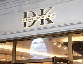 #296 for Create a logo fashion store by Shafik25