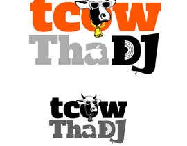 "#17 for DJ Design - ""tcow Tha DJ"" by robertlopezjr"