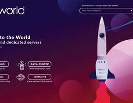 #156 for Creative landing page for hosting company by stylishwork