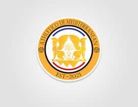 #73 for Design a badge for a new football club af mohamedghida3