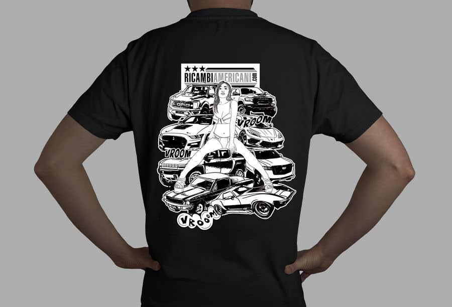 Penyertaan Peraduan #                                        21                                      untuk                                         Create a design for tshirt