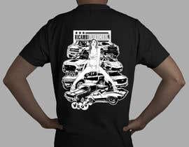 Nro 21 kilpailuun Create a design for tshirt käyttäjältä asprse