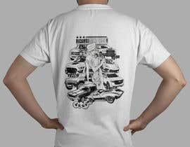 Nro 37 kilpailuun Create a design for tshirt käyttäjältä asprse