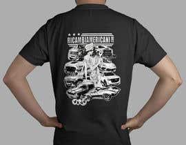 Nro 42 kilpailuun Create a design for tshirt käyttäjältä asprse