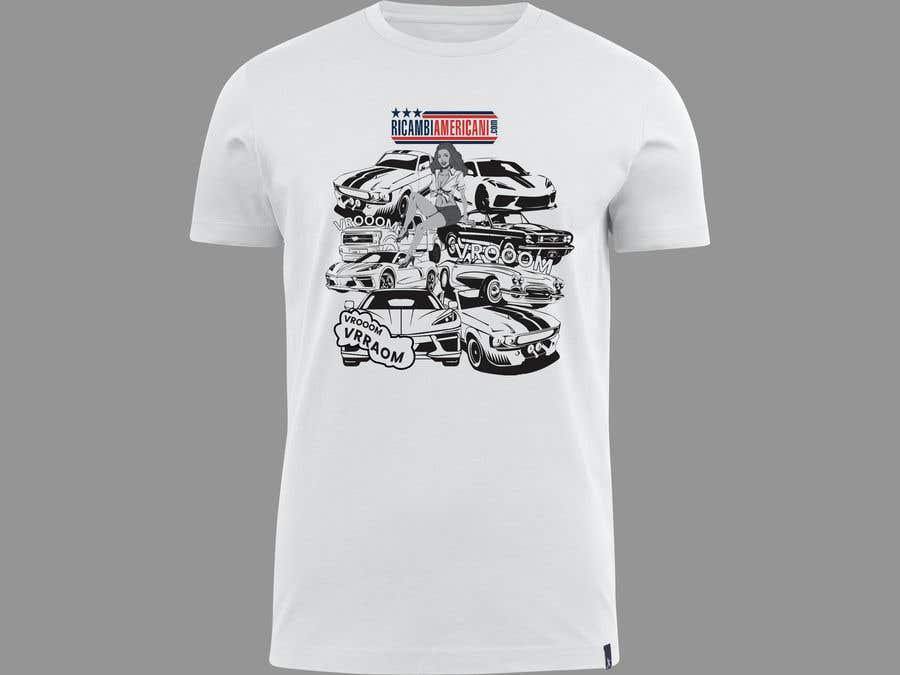 Penyertaan Peraduan #                                        30                                      untuk                                         Create a design for tshirt