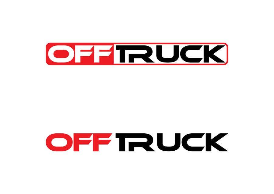 Konkurrenceindlæg #                                        76                                      for                                         New logo for OFFTRUCK