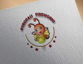 #183 for Fireworks Logo by rsumaiya406