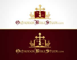#163 για Logo Design for OrthodoxBibleStudy.com από HappyJongleur