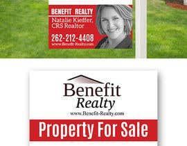 #48 for Real Estate Sign Panel Design by TheCloudDigital