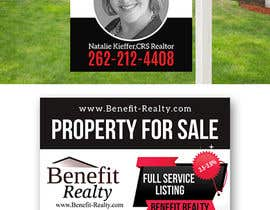 #49 for Real Estate Sign Panel Design by TheCloudDigital