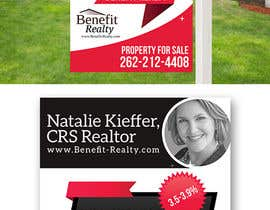 #50 for Real Estate Sign Panel Design by TheCloudDigital