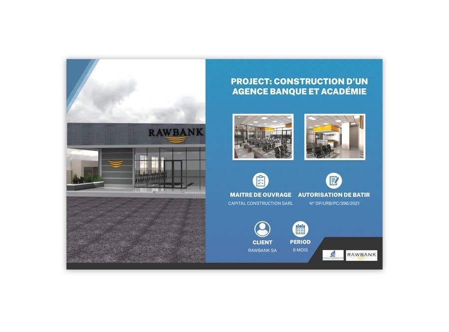 Konkurrenceindlæg #                                        34                                      for                                         Design A Construction Project Billboard
