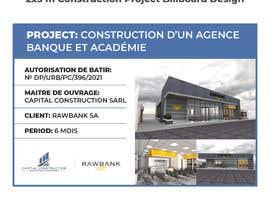 #8 for Design A Construction Project Billboard af denizhansengul