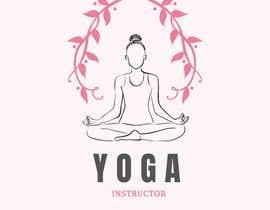#8 for Logo for Yoga Instructor af NHAZWANIEHARUN