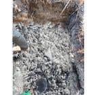 Photoshop Kilpailutyö #5 kilpailuun chalk at base of dug footings