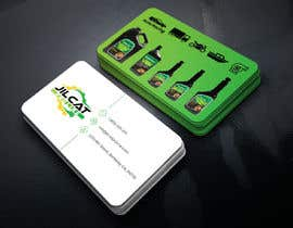 Nro 201 kilpailuun Build a business card for Jilcat Proline Ultra-Friction Reducer käyttäjältä bashirrased