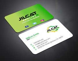 Nro 195 kilpailuun Build a business card for Jilcat Proline Ultra-Friction Reducer käyttäjältä Shahnaz8989