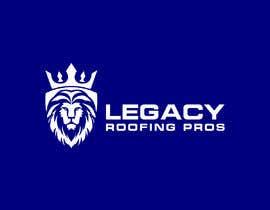 #1475 for Design Our Logo - Legacy Roofing Pros af safathosain123