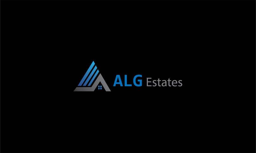 Конкурсная заявка №                                        38                                      для                                         Creat a logo incorporating my business name ALG Estates