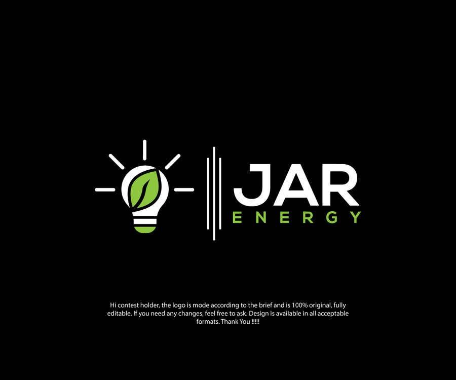 Konkurrenceindlæg #                                        913                                      for                                         JAR Energy Logo and Brand Kit